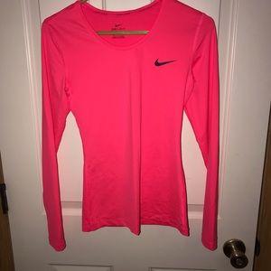 Nike Pro Dri-Fit Long Sleeve Shirt